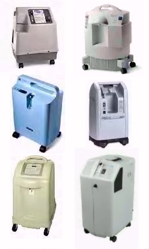 Assorted Concentrators